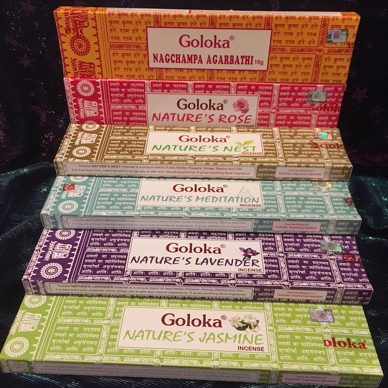 GolokaNatureIncense
